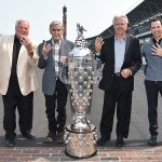 Four-Time '500' Winners' Club Welcomes Newest Member at IMS
