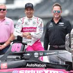 Castroneves Back in INDYCAR Full Time in 2022 with Meyer Shank
