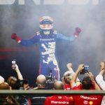 Alex Lynn seals emotional maiden Formula E win in frenetic Round 13 on home soil in London