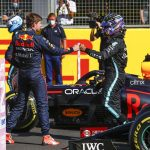 F1 CEO not worried about Hamilton-Verstappen clash