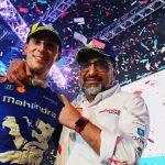 Maiden Formula E win on home soil in London 'a dream come true' says Mahindra's Alex Lynn