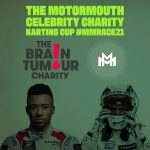 MotorMouth hosts racing superstars for charity karting event