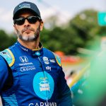 Johnson Closer to Trying Ovals with Late August Test Possible