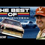 Bobby Allison's best career moments | NASCAR Legends