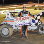 Hill Goes Back-to-Back at Sandia