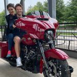 Grosjean, Family Savoring RV Adventure across Midwest
