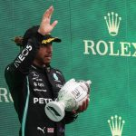 Lewis Hamilton congratulated on 100th F1 Grand Prix win by post-race interviewer despite finishing THIRD in Hungary