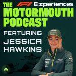 Ep 88 with Jessica Hawkins (Aston Martin F1 Ambassador and W Series star)