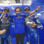 Brivio reveals MotoGP™ and F1's similarities and differences
