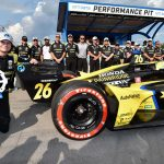 Jaw-Dropping Lap Delivers NTT P1 Award to Herta in Nashville