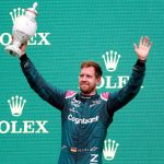 Aston Martin's appeal over Sebastian Vettel's Hungarian GP disqualification rejected over fuel infringement