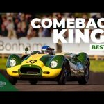 5 of the greatest comebacks at Goodwood Revival