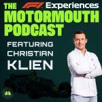 Ep 89 with Christian Klien  (Former Formula One star)