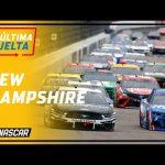 Resumen de la carrera Foxwoods Resort Casino 301 en New Hampshire