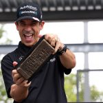 Good Times Keep Rolling for Castroneves upon IMS Return