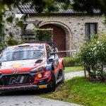 Confident Neuville closes on WRC success in Belgium