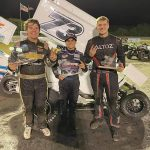 Braden Chiaramonte Wins Final Feature and POWRi MKLS Summer Shoot-Out Title