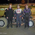 Robert Marfia Returns to Victory Lane at Sandia Speedway