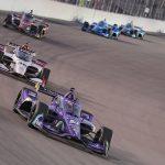 Grosjean Mixes Savvy Skill, Rookie Wrinkles in Fun Oval Debut