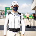 Latifi set to stay at Williams in 2022