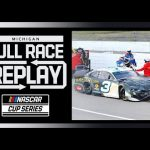 FireKeepers Casino 400 from Michigan International Speedway   NASCAR Cup Series Full Race Replay