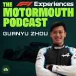 Ep 91 with Guanyu Zhou (F2 ace and Alpine F1 reserve driver)