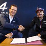 Alpine F1 Team confirms Fernando Alonso for 2022