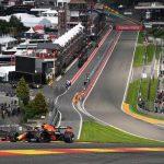 Belgian Grand Prix: Max Verstappen fastest for Red Bull despite crash