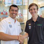 F1 Test Driver Ilott To Debut for Juncos Hollinger at Portland