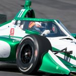 Ilott Finds Comfort Zone Quickly in Fun First INDYCAR Test