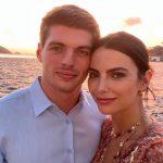 star Max Verstappen shares rare snap alongside stunning girlfriend Kelly Piquet who is nine years his senior
