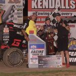 Boschele Wins Labor Day Finale at Lake Ozark Speedway