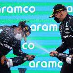 Lewis Hamilton names Valtteri Bottas as 'best F1 team-mate' in snub to Nico Rosberg, Jenson Button and Fernando Alonso