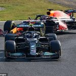 Max Verstappen takes pole position for the Italian Grand Prix after sprint race winner Valtteri Bottas is forced to the back of the grid due to a penalty... with Lewis Hamilton starting in fourth place