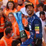 Emma Raducanu's favourite driver Daniel Ricciardo won Italian GP despite missing bedtime to watch US Open final