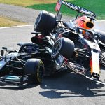 Lewis Hamilton cheated death and walked away with just 'a headache and sore neck' after horrific Max Verstappen crash