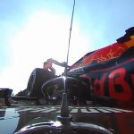 Formula One release terrifying 360 degree footage of Lewis Hamilton and Max Verstappen's dramatic crash at Italian GP... showing the Dutchman's Red Bull scraping over halo device which saved Brit's life