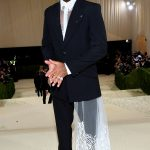 Lewis Hamilton buys whole table at Met Gala to host emerging black designers to 'highlight their beauty and talent'