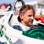 Former F1 champ Jenson Button on driving 1963 AC Cobra at Goodwood Revival