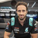 Dovizioso makes MotoGP™ return with Petronas Yamaha SRT