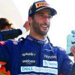 Formula 1: Daniel Ricciardo on his lack of sleep since Italian Grand Prix win