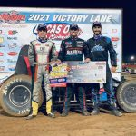 Wesley Smith Wheels POWRi WAR Win on Night Two of the Hockett/McMillin Memorial