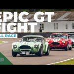 RAC TT Celebration 2021 | Full Race | Goodwood Revival 2021 | Epic GT racing with Jenson Button