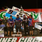 Ty Williams Dominates at 81 Speedway with United Rebel Sprint Series