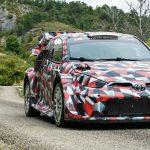 Latvala eyes seat time in hybrid Yaris