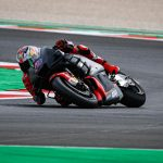 What new tech did we see at the Misano Test?