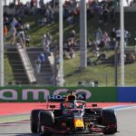 Max Verstappen to start Russian F1 Grand Prix at back of the grid