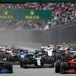 Lewis Hamilton takes 100th win in Russian Grand Prix as Lando Norris spins in rain