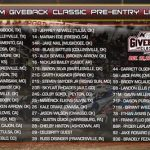 KKM Giveback Classic POWRi 600cc Outlaw Non-Wing Micro Pre-Entries