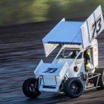 Braden Chiaramonte Cruises to First POWRi SWLS Feature Win at Barona Speedway